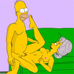 Homer's Happy Chance