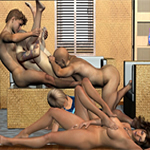 Le chalet du Sexe