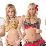Différence de filles Sexy